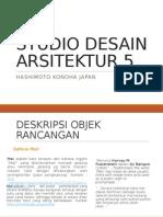 Studio Desain Arsitektur 5