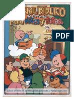 Manual Biblico de Estudio Para NiñosPalabritas