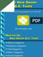 The New Seven Q.C. Tools