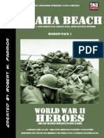 237751835 D20 Modern World War II Heroes Omaha Beach