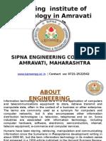 Leadind Institute College in Amravati Vidarbha
