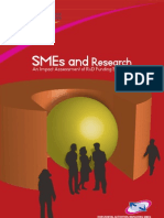SMEs and Research - An Impact Assessment of R&D Funding Schemes
