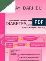 K - 16 Bayi Dari Ibu Diabetes Mellitus (Ilmu Kesehatan Anak)