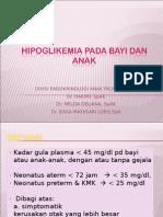 K - 16 Hipoglikemia Pada Bayi Dan Anak (Ilmu Kesehatan Anak)