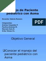 Seminario Asma
