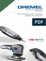 Catalogo Dremel 2012 2013