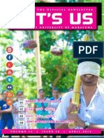 It's Us - April 2015 Edition