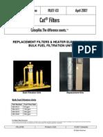 Fuel Filtration Units
