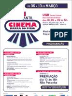 1º Festival Estudantil de Cinema de Barra do Piraí
