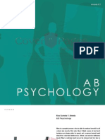 AB Psychology