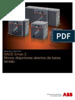 SACE Emax 2 - Catálogo Técnico