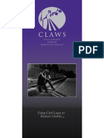 CLAWS Brochure 2015 - Civil Litigation Against Sex Trafficking