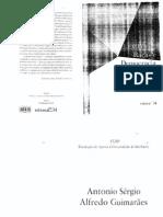 109749463 GUIMARAES Antonio Sergio Alfredo Classes Racas e Democracia