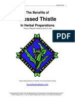 Blessed Thistle Herb