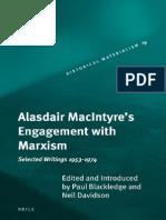 Selected Marxist Writings 1953 1974