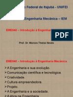 1-Introdução à Engenharia Mecânica