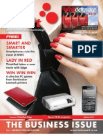 TechSmart 78, March 2010, The Business Issue.