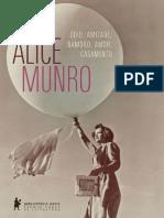 Alice Munro - Ódio, Amizade, Namoro, Amor, Casamemto