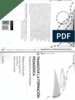 ANIJOVICH - Transitar La Formación Pedagógica - Cap 3