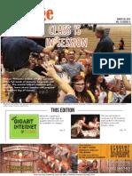The Baker Orange 2015-16 Issue 1