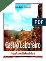 O Castel de Castro Laboreiro por João Aníbal Henriques