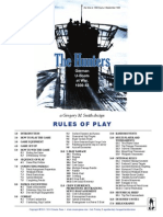 The Hunters Rulebook 2nd Printing