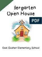 open house - ege 2015