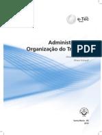 Administracao Organizacao Trabalho