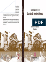 Migraciones. Una mirada interdisciplinaria (portada)