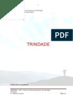 teologia - Trindade