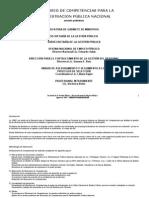 Directorio de Competencias 2009