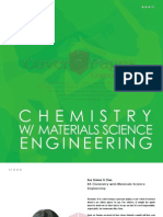 Chemistry With Materials Science Engineering