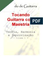 Teoria Harmonia e Improvisacao Vol.1 - Metodo