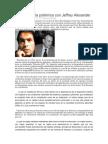 El Habitus y La Polémica Con Jeffrey Alexander