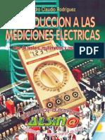 Introduccion a Las Mediciones Electricas - P. Rodriguez