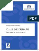 """Libro """"Guía de Debate"""""""