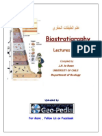 Biostratigraphy Lectures Notes - By J.P. Le Roux -CHILE