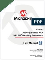 Harmony Training Lab Manual
