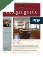 Drury Design Fall / Winter 2015 Design Guide Newsletter