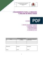 medicion y analisis de resultados