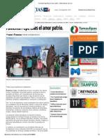 08-26-2015 Fomenta Pepe Elías El Amor Patrio