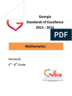 2015 mathematics standards