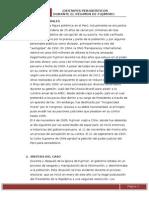 Destapes periodísticos durante el régimen de Fujimori