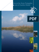 Gestión Adaptativa en las Áreas Protegidas de Iberoamérica ante el Cambio Global