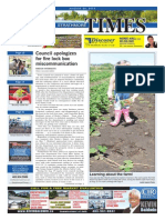 August 28, 2015 Strathmore Times