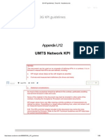 3G KPI Guidelines _ Tarun M - Academia