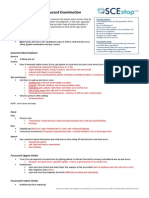 Parkinsons Exam