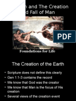 Criação queda