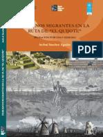 Peruanos Migrantes Ruta Quijote