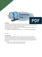 lesson3formattingtext